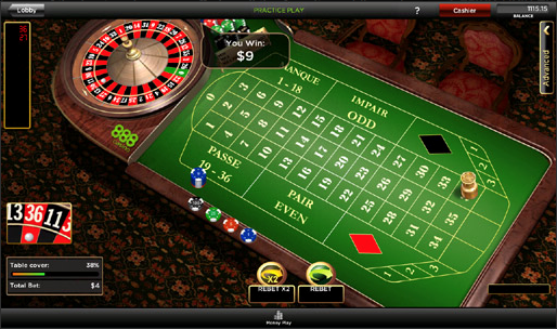 Gaming club casino register