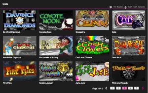 BorgataCasino Online Slot Titles