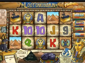 BorgataCasino Loot'Enkhamun Slot