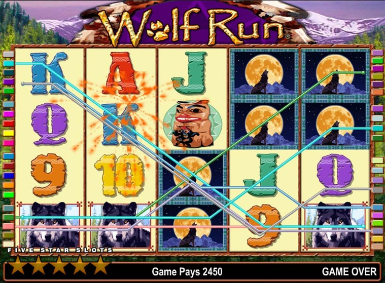 free online slot machines wolf run casino on line