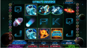 HarrahsCasino NJ Ultimate Universe