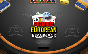 HarrahsCasino NJ European Blackjack