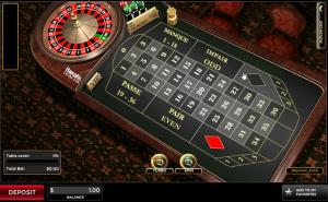 HarrahsCasino NJ Online Roulette