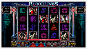HarrahsCasino NJ Bloodlines