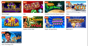 PartyPoker Casino NJ Slot Titles