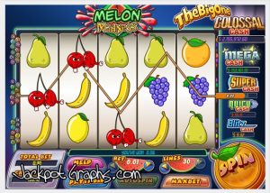 PartyPoker Casino Melon Madness Slot