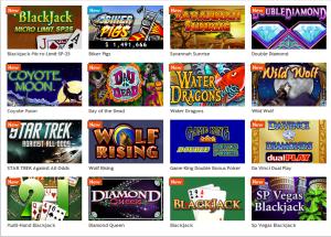 PartyPokerCasino Top Online Games