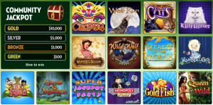 TropicanaCasino Online Slot Titles
