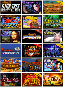 Golden Nugget Casino NJ Slot Titles