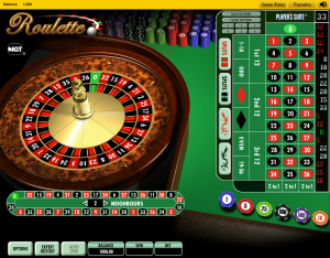 Golden Nugget Casino NJ Roulette