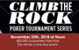 MOE85 checked in to Climb The Rock Series